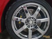 马自达6改装AP Racing刹车过程