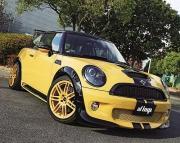 R56 Mini Cooper S改装抢眼大黄蜂