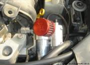 骐达改装加装小涡轮改善了起步和加速性能