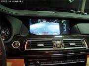 宝马新520LI提车+加导航+可视倒车+DVD精彩作业