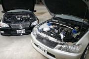 Lexus IS 2JZ六缸改装潜力十足
