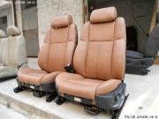 酷熊改装安装宝马7系前排16向电动座椅