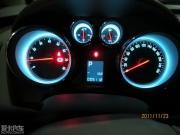 英朗GT改装作业加装路畅导航