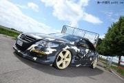 反恐精英 迷彩服上身—KBR Motorsport改装大众CC