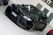 Manhart Racing针对全新BMW M5推出动力Stage 1升级套餐