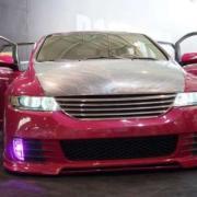 2012中国改装车年度总评榜最炫音响奖—奥德赛
