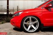 Vossen 22寸凹面轮毂上身本田CR-V
