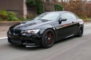 Manhart Racing改装BMW M3 at Essen Motor Show