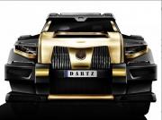 俄罗斯Dartz为中国市场打造全新黑蛇SUV