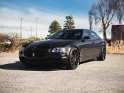 SR Auto改装马萨拉蒂Quattroporte Project Black Diamond
