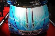 炫彩蓝光闪亮动人抢眼Lexus RX