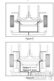 普拉多LC150改装加装美国弹簧气囊,TX后桥可调升降作业