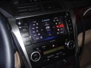 丰田凯美瑞升级美国JBL GTO-608C 628 圣美歌PK550.4