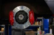 Brembo为电影《速度与激情6》提供刹车系统