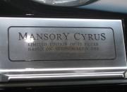 Mansory出品阿斯顿马丁Cyrus 7/10改装套件