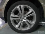 奥迪Q5改装升级20寸越野轮毂简单作业