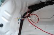 起亚K5改装韩国MOBIS LED原厂尾灯