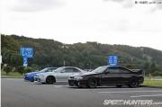 日产GTR赛道测试组图欣赏