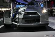 日系性能之巅 历代战神GTR剖析/改装欣赏 日产GTR-R35