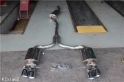 Audi A5 2.0Coupe改AWE双边四出排气含原厂尾板