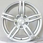 [轮毂轮胎] 16寸宝马 新君越 发现 迈锐宝改装铝合金轮毂5*120钢圈胎铃YLX ...