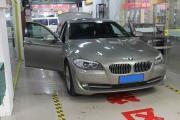 上海宝马530汽车音响改装!