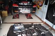 BMW Z4 改剪刀门 eisenmann排气