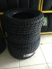 途锐改装增加AT3轮胎作业