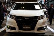 新奥德赛年内国产 改装版Mugen实车发布