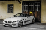 约炮神器 BMW Z4敞篷改装版套件发布
