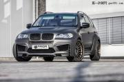 上一代升级更省更兇悍 BMW X5 by Prior Design