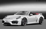 CARACTERE推出珍珠版保时捷911改装车