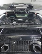 兰博基尼终极改装:1600马力 百公里2.1秒