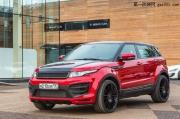 休旅跑车 Range Rover Evoqueby LARTE Design