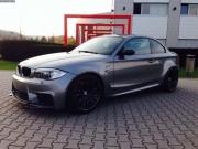 BMW 118d变身1M CSL 马力超过500hp