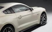 福特公司推出野马50周年纪念版汽车