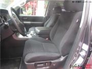 广州丰田坦途全车座椅包真皮、主副座驾加装座椅通风系统