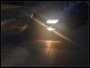 大众迈腾改装光导日行灯大灯总成 专用氙气灯套装