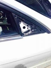 奔驰C180加装电动折叠后视镜&氙气大灯|