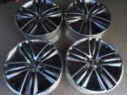 [轮毂轮胎] 英菲尼迪Q50S,新车下地,原装19寸