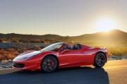 21世纪赤兔马 Hennessey HPE700 Ferrari 458 Spider