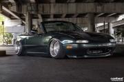 玩味可爱型跑车 萌萌哒低趴Mazda Miata!
