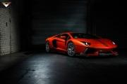 Vorsteiner发布Lamborghini Aventador碳纤维套件