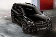 Larte Design推出新的奔驰GL黑水晶改装套件
