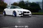 SR Auto Group与Duke Dynamics联手改装BMW Z4 混出海拉风