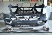 [外观] 12年-14年款奔驰ML改ML63AMG大包围 包围改装低配改高配 4S店正品