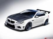 优雅霸气Lumma Design BMW CLR 6 M