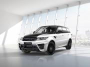 全新赢家Larte Design Range Rover Sport