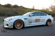 以假乱真M&D BMW 650i F13