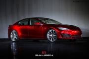 Saleen改装Tesla升级为Model S